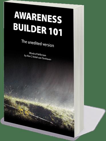 Awareness Builder 101 by Alex Verlek