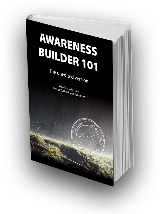 Awareness Builder 101 - Alex Verlek
